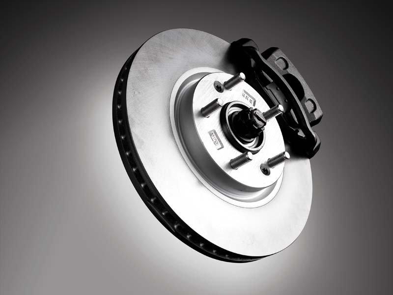 такой вид у дискового автомобильного тормоза