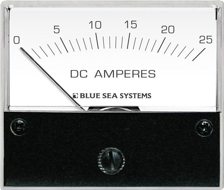 аналоговый амперметр