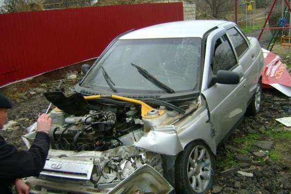 ремонта автомобиля