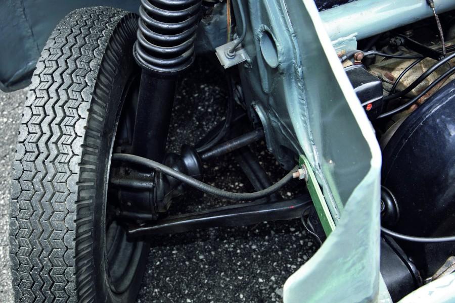 установка подвески Макферсон на автомобиль