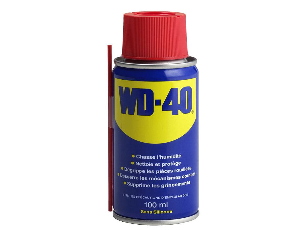 WD-40 - специальное водоотталкивающее средство