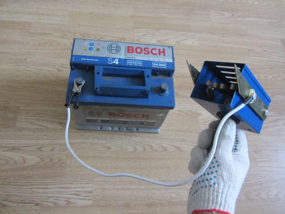 Картридж для батареек своими руками