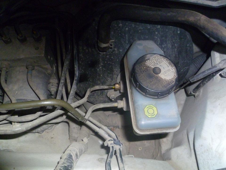 ремонт педали тормоза