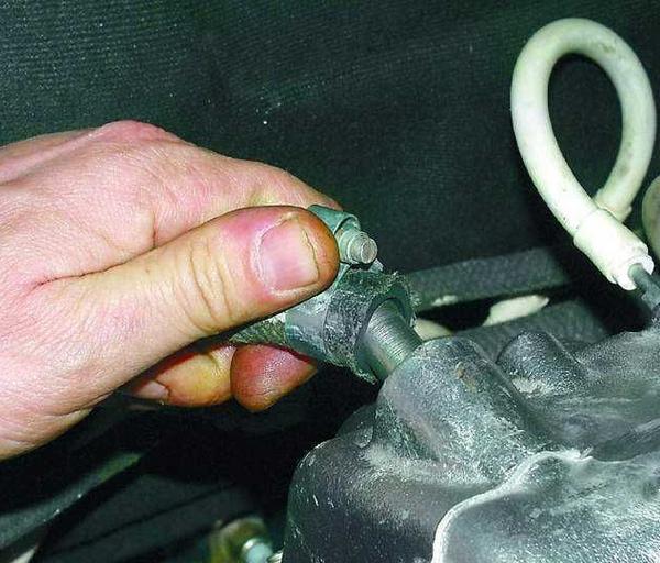 Регулировка момента зажигания автомобиля