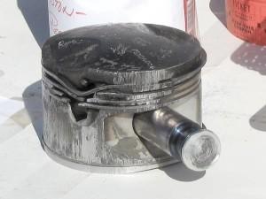 двигатель после детонации