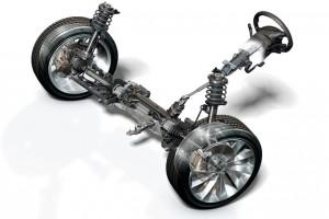 Рулевая рейка автомобиля фото
