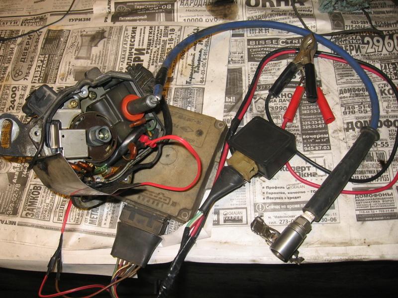 Ремонт автомобильной катушки зажигания