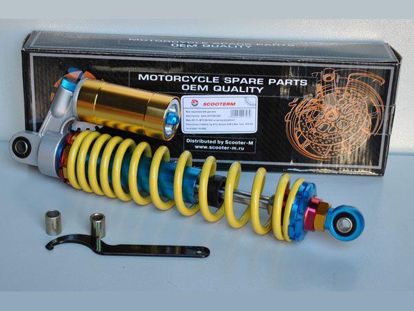 Газомасляный автомобильный амортизатор фото