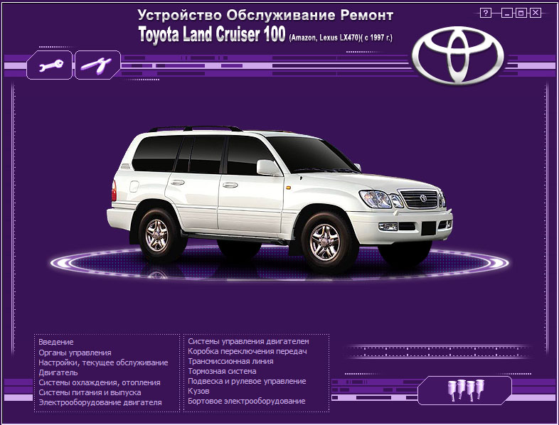"Мануал ""Toyota Land Cruiser"""