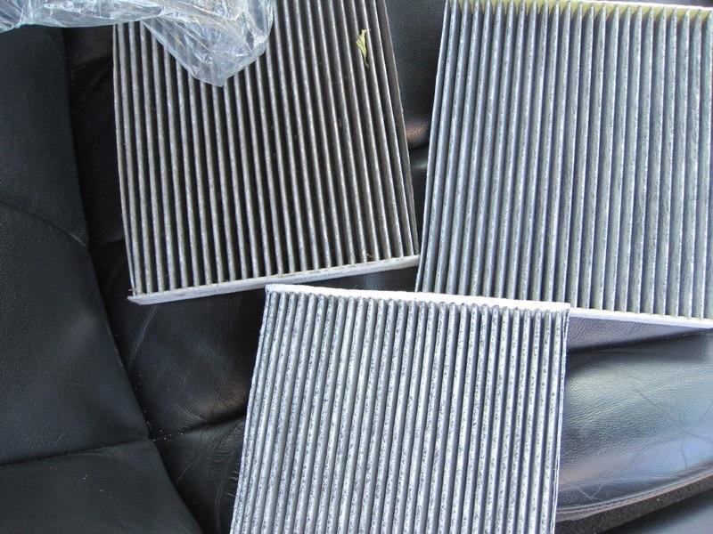 Фото фильтров автомобильного кондиционера