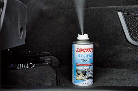 Спрей Loctite Hygiene для очистки кондиционера