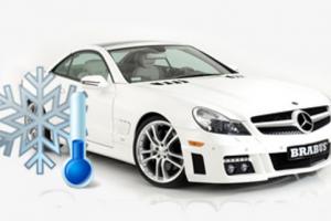Фото машины белого цвета