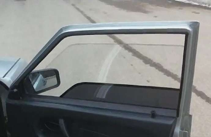 Как сделать второе стекло с тонировкой