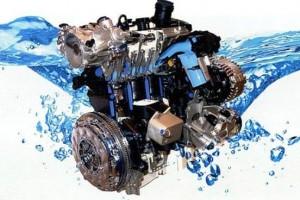 Двигатель и охлаждающая жидкость
