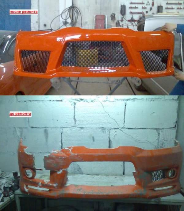 Покраска пластиковых деталей автомобиля своими руками в