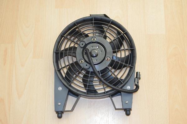 элемент СО - вентилятор радиатора