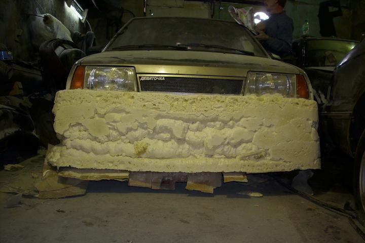 Авто сделано своими руками фото