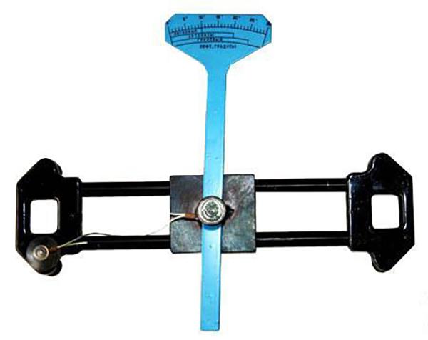 Механическая модель люфтомера К 524 М