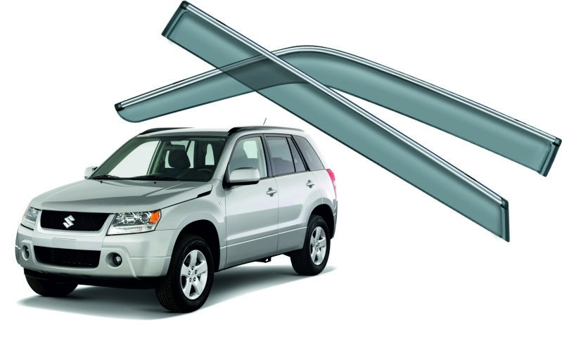 Дефлекторы боковых окон для Suzuki