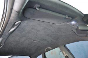 Как перетянуть потолок в автомобиле самостоятельно