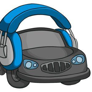 Иллюстрация автомобиля с шумоизоляцией