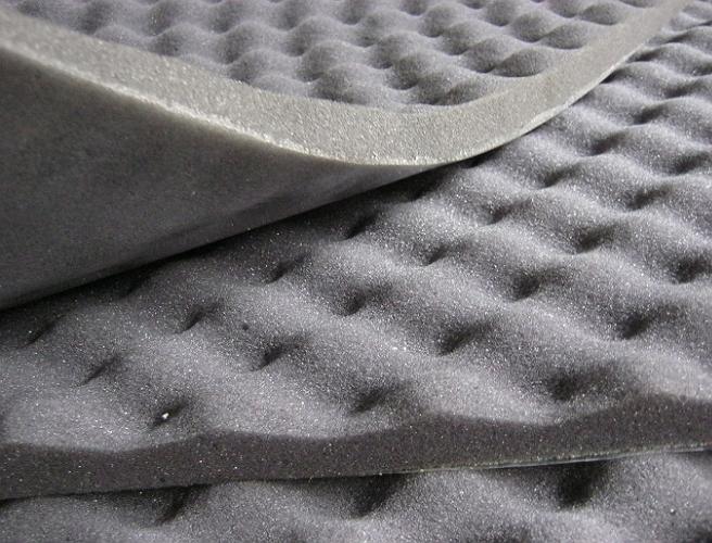 Шумоизоляционный материал для автомобиля