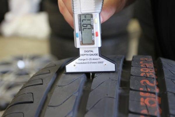 Протектором называют внешний слой автомобильной покрышки