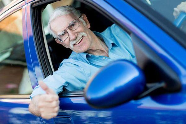 Пенсионный возраст не является препятствием для активной жизни